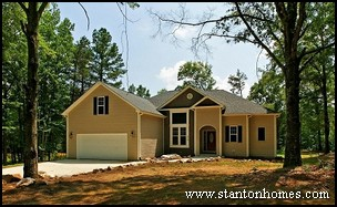 Single Story Custom Home