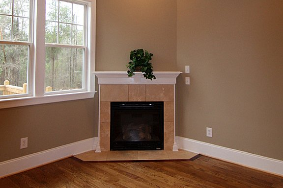2012 Design Trends | Fireplace Surrounds and Mantles