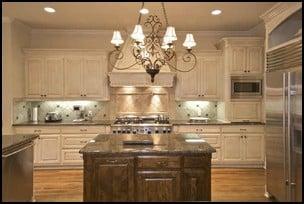 Charmant Custom Kitchen Cabinets