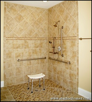 What's in a Universal Design Home? Shower Benches