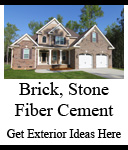 Most Popular New Home Exteriors | Exterior Siding Types