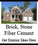 Most Popular New Home Exteriors | Exterior Siding Types