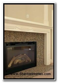 Fireplace Design Ideas | NC Custom Home Builders | Raleigh New Homes