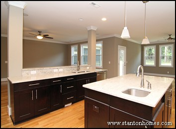 Beau How Big Should My Kitchen Island Be? | 2014 Kitchen Island Design Tips