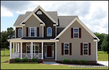 Types of Front Porch Railing
