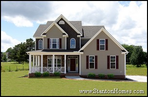 2000 to 2500 Sq Ft Homes | Raleigh New Homes