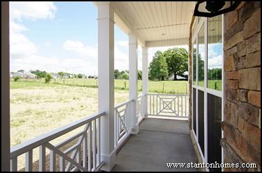 Types Of Porch Railing