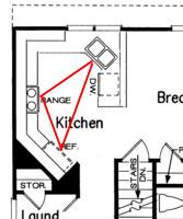Kitchen Peninsula Design