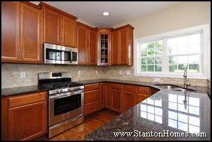 Custom Home Granite Countertops