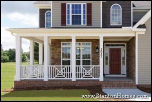 Planning Your Front Porch Front Porch Design Ideas