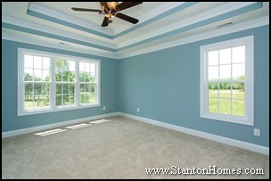 Master Bedroom Trey Ceiling