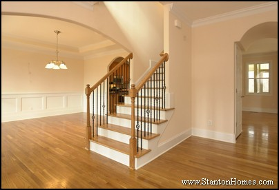 Hardwood Flooring in New Homes