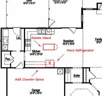 Custom Home Modifications
