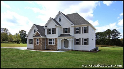 Raleigh new home design | Survey of home buyers