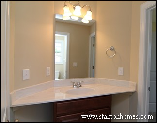 What is a Jack and Jill bathroom?   House Plans with a Jack and Jill bath