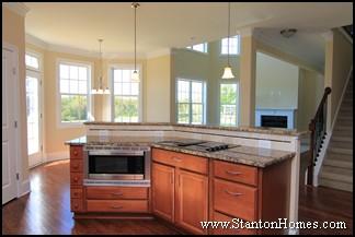 Kitchen Island Ideas | 2012 New Home Kitchen Styles