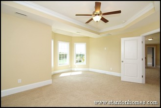 Trey Ceiling Ideas for the Master Bedroom | NC New Homes