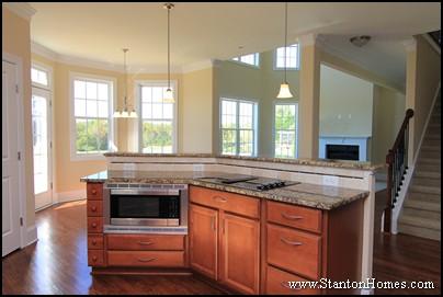 Top 11 Kitchen Island Layouts - Kitchen Island Ideas