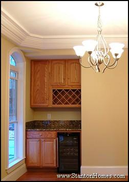 Types of Built-in Wine Racks | Raleigh Kitchen Design Trends 2012