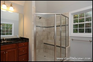 Universal Design Shower Bench
