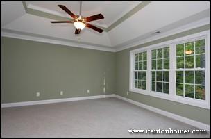 Master Bedroom Trey Ceiling Ideas