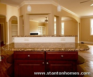 Kitchen Design Trends   Island with Great Room