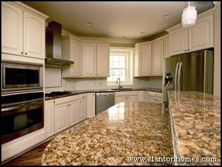 Top kitchen tile backsplash ideas designer kitchen ideas for Earth tone kitchen ideas