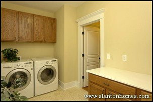 Laundry Room Builtins