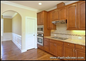 Raleigh Custom Home Builders | Kitchen Pantry Ideas