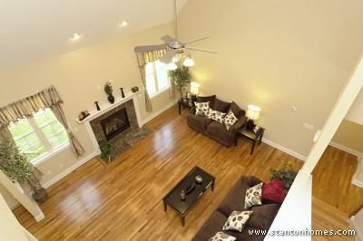 Custom Design Living Room
