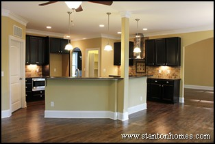 Custom Home Kitchen Design
