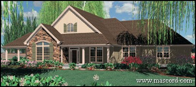 Top 10 One Story Floorplans for 2013