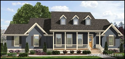 top 10 one story floorplans for 2013 - One Story Country House Plans