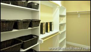 Master Bedroom Closet Storage Ideas