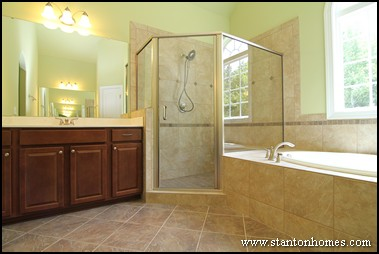 Master Bath Cabinetry Ideas | How to Design Master Bath Storage