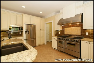 Kitchen Floor Plan Design