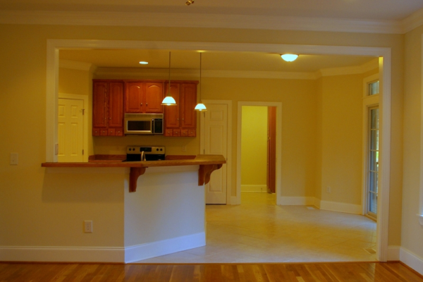 Pantry | Custom Home Builder | Floor Plan Changes