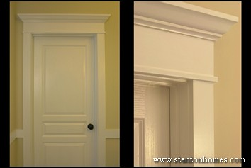 Types of Crown Moulding   Craftsman Style Moulding