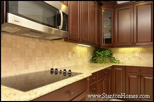 Custom Home Electric Cooktop Styles