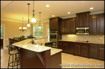 top 10 kitchen trends custom home builder ideas - New Home Kitchen Ideas