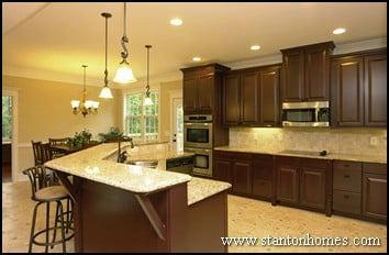 Captivating Top 10 Kitchen Trends   Custom Home Builder Ideas
