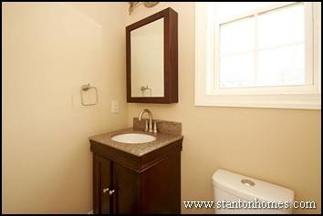 Powder Room Ideas | Top 5 Powder Room Designs for New Homes