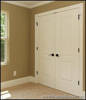 Interior Door Style 6 The Continental & 8 Door Styles | NC New Home Door Styles
