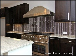 New Home Gas Cooktop with Vent