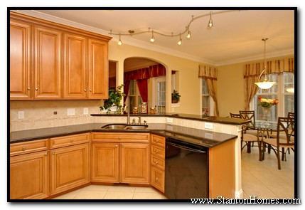 Kitchen Countertop Tips | Custom Home Builder