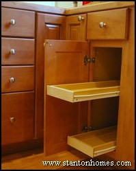 Universal Design Pull Out Shelves