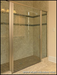 Roll-In Shower