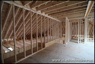 How Much Does it Cost to Finish a Third Floor or Attic? | NC Homes