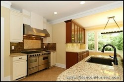 Stainless Steel Kitchen Designs 4