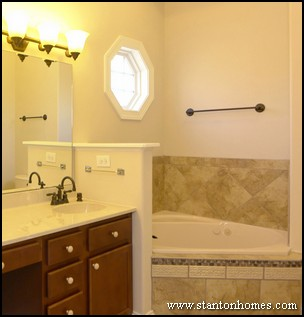 Tub Tile Surround Ideas | Custom Homebuilders